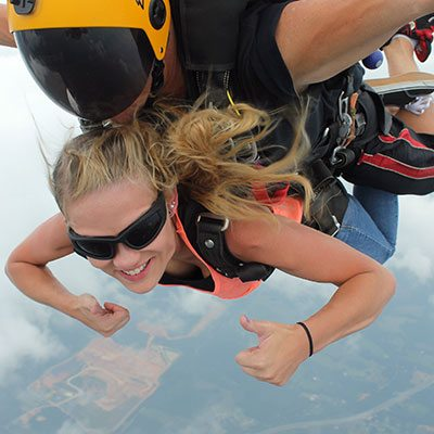 Skydiving Video Packages - Knoxville, Tennessee