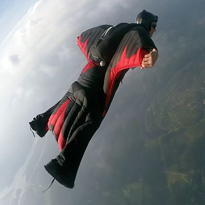Wingsuit Training