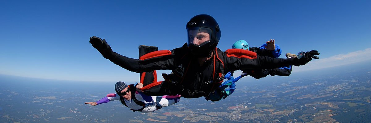 Knoxville, Tennessee Advanced Skydiving Training