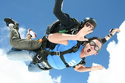Skydiving Gift Certificates Dallas