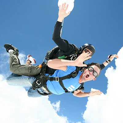 Skydiving Gift Certificates