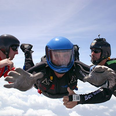 Advanced Skydive Training in Knoxville, Tennessee