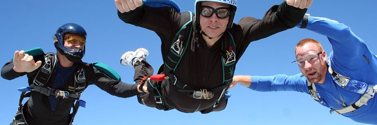 Alexandria Skydiving School