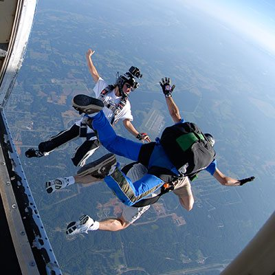 Skydiving Videos in Alexandria, Virginia