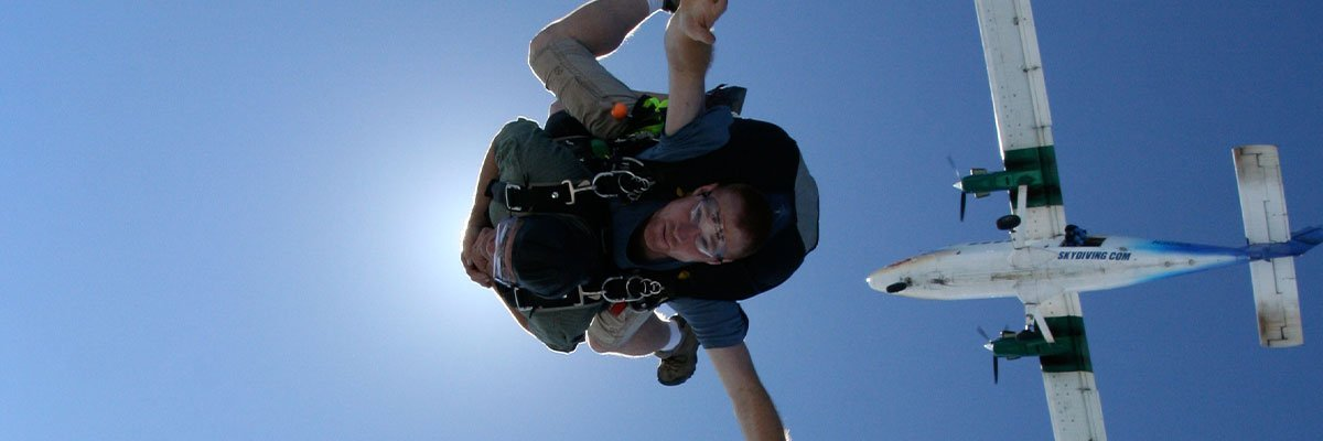 Go Skydiving in Miami, Florida!