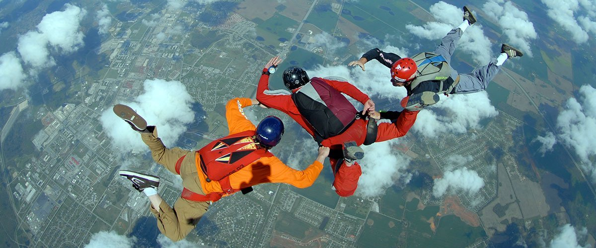 Accelerated Free Fall Training in Hattiesburg, Mississippi