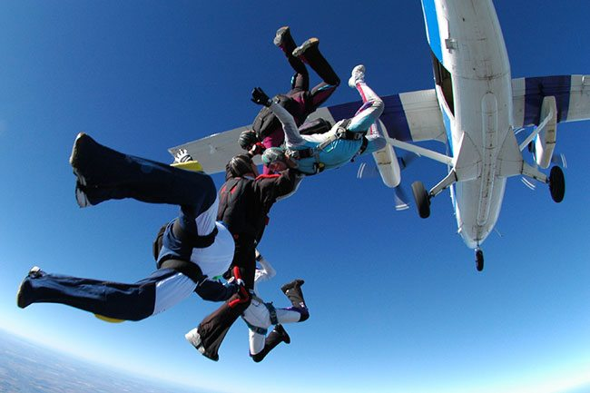 Advanced Skydive Training in Hattiesburg, Mississippi
