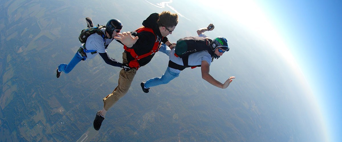 Advanced Skydiving Training in Boulder, Colorado
