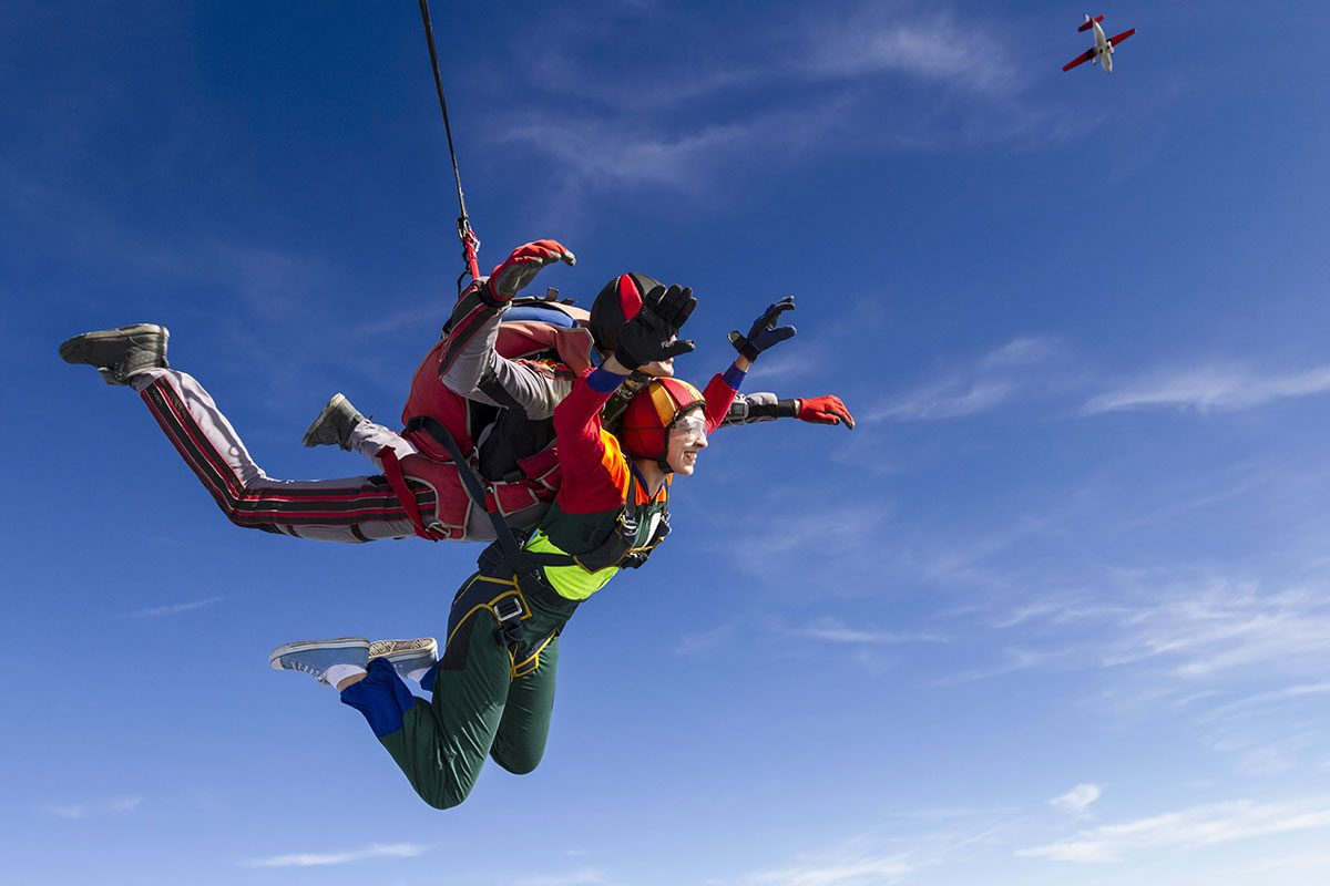 New Zealand Skydiving