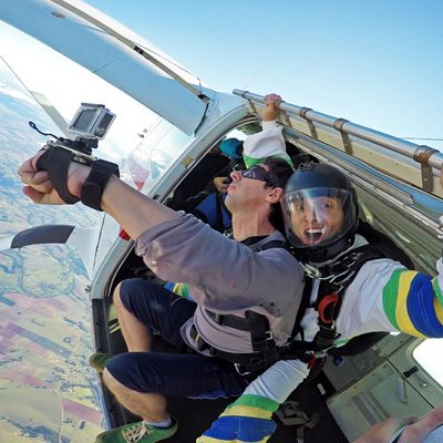 Skydiving Video Packages - Chattanooga, Tennessee