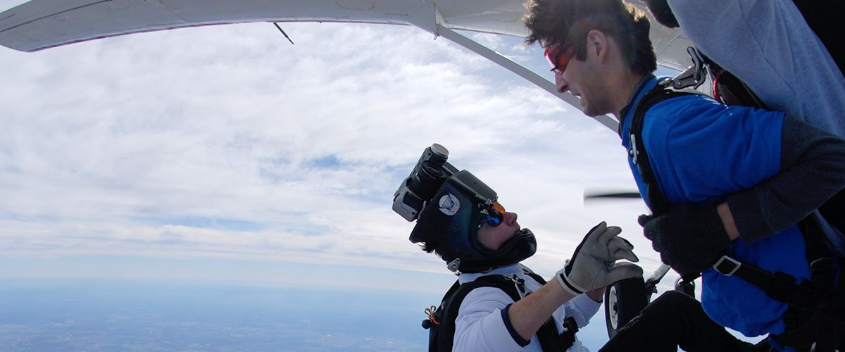 Waco Skydiving Video Packages