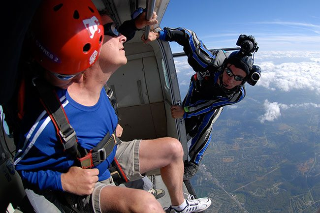 Rockford Skydiving - Skydiving Video Packages - Rockford, Illinois