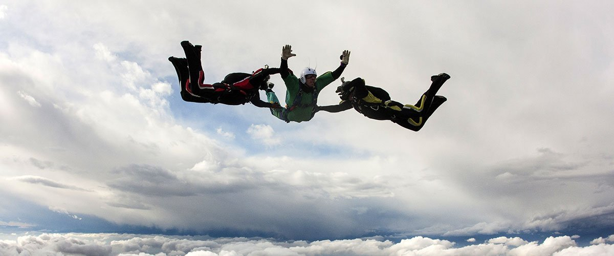 Fresno Skydiving - Accelerated Free Fall Training in Fresno, California