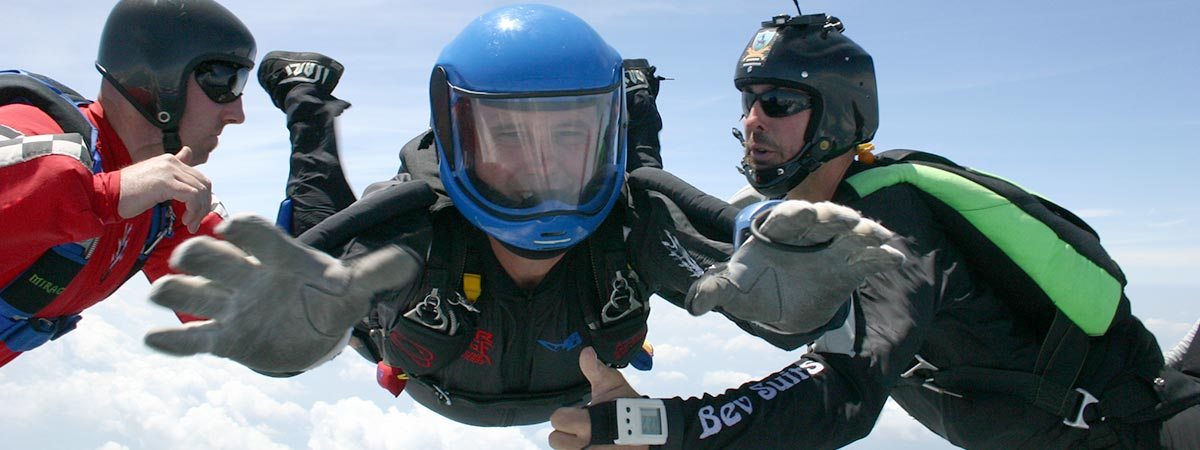 Accelerated Free Fall Training in  San Diego, California