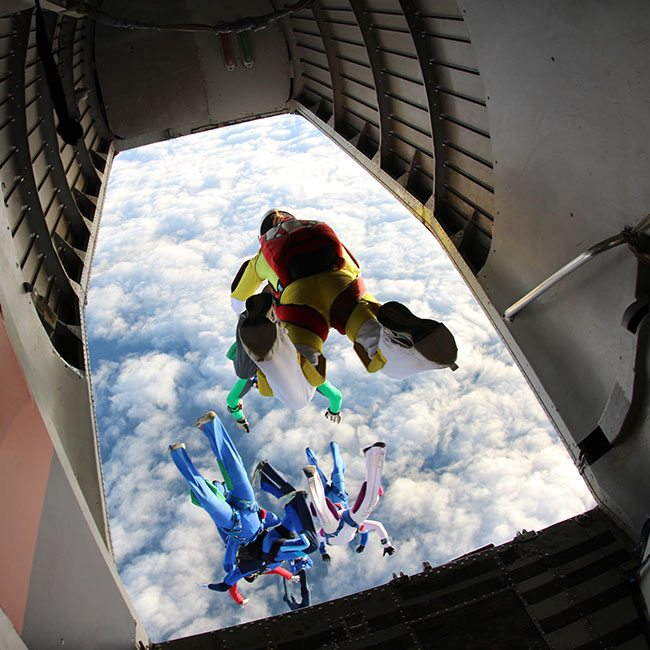 Fresno Skydiving - Advanced Skydiving in Fresno, California