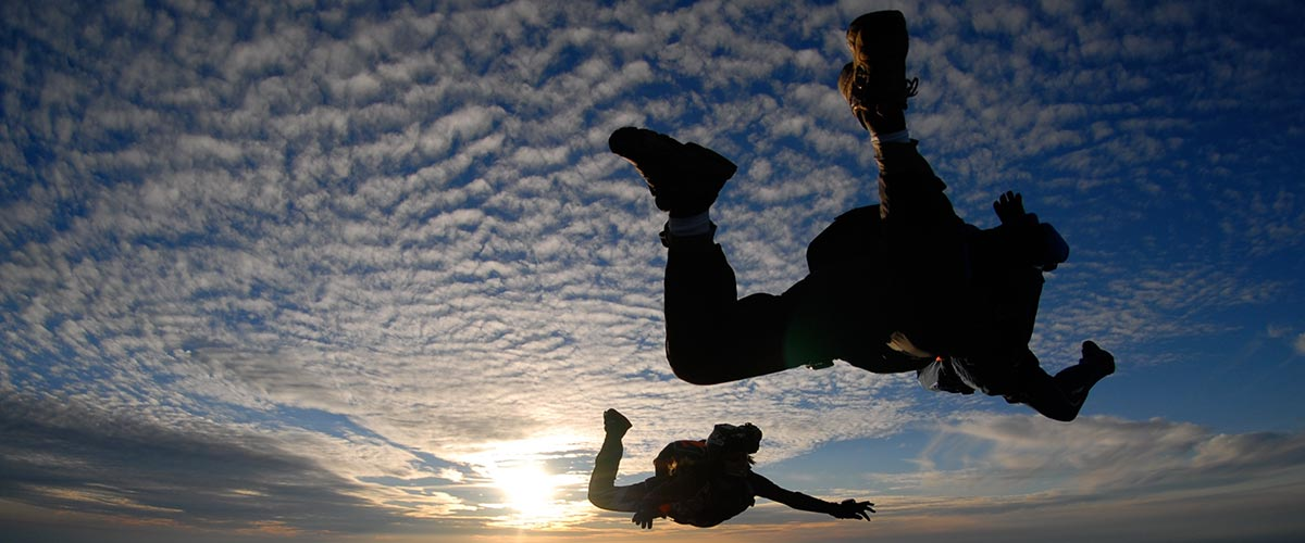 Advanced Skydiving Training in  San Diego, California