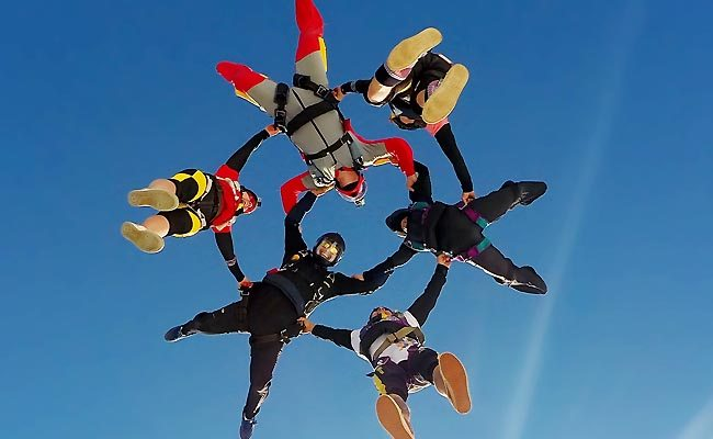 Indianapolis Skydiving - Skydiving Video Packages - Indianapolis, Indiana