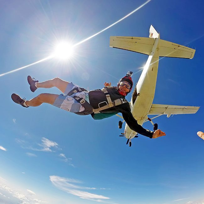 Fresno Skydiving - Skydiving Video Packages in Fresno, California