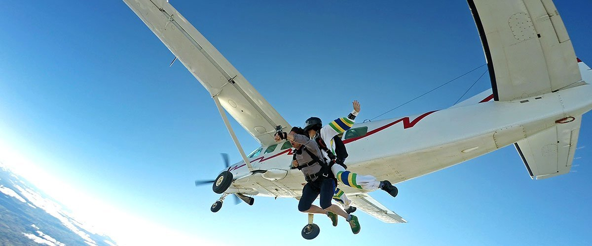 Syracuse Skydiving - Syracuse, New York Skydiving Video Packages