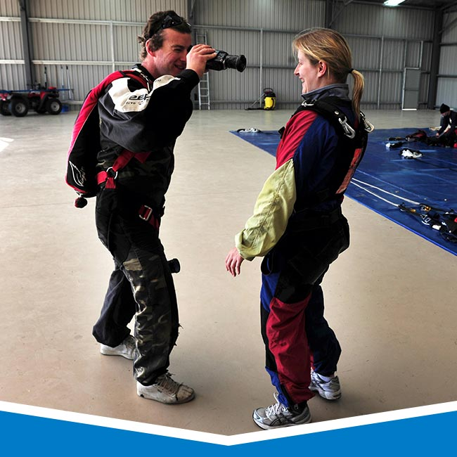 Dallas Skydiving - Skydiving Video Packages - Dallas, Texas