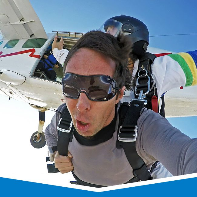 Dallas Skydiving - Dallas, Texas Skydiving Video Packages